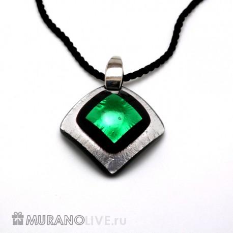"""Подвеска """"Charmed"""" green"""