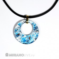 "Подвеска ""Luxury of nature"" blue"