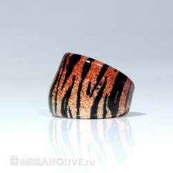 "Кольцо ""Creative tiger print"""