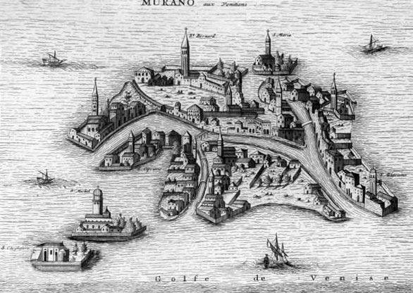 история острова Мурано
